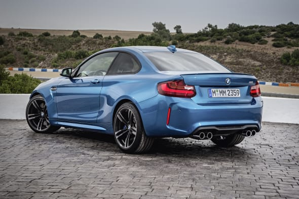 BMW M2 Coupe Jan,2016
