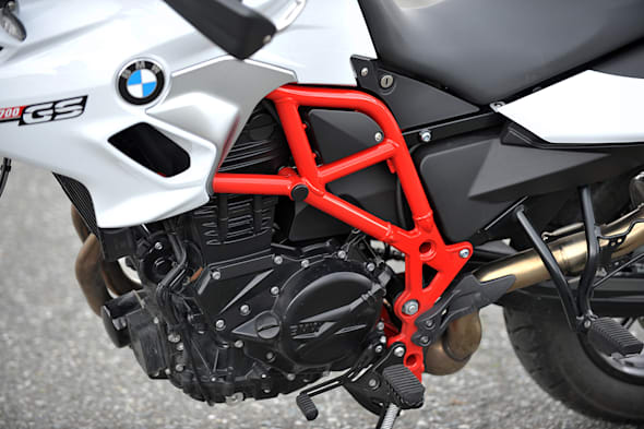 BMW Motootorrad 2016 F700GS