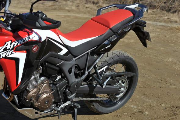 Honda CRF 1000L Africa Twin