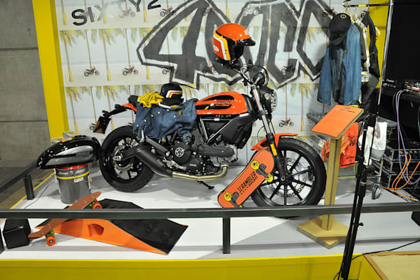 MotorCycle show 2016