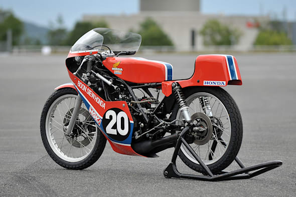 Honda Collection Hall bike RS125RWT