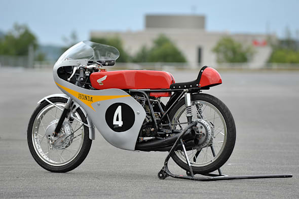 Honda Collection Hall bike
