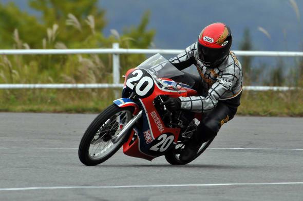 Honda Collection Hall bike RS125RWT