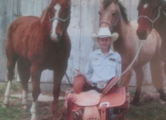 12-year-old girl dies after tragic rodeo accident