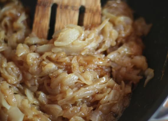 How to make perfectly caramelized onions