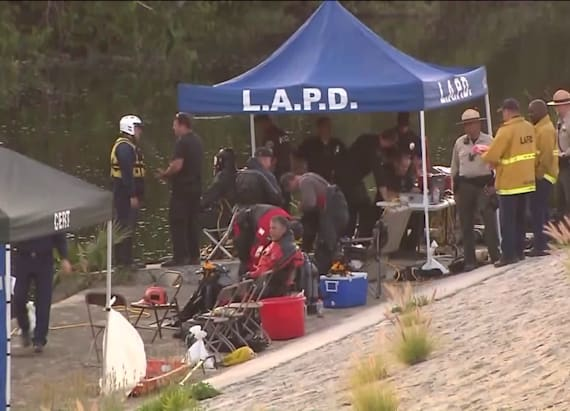 2 bodies recovered from LA River