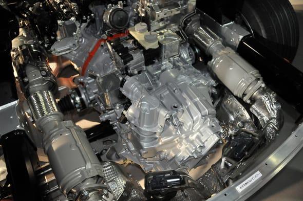 Honda NSX Press Confarence