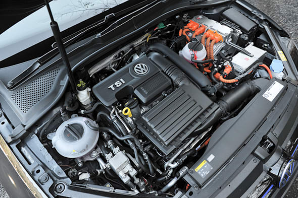 Volkswagen Golf GTE