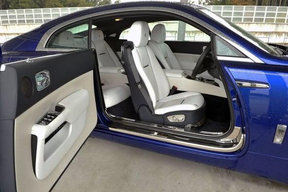 Rolls-Royce wraith