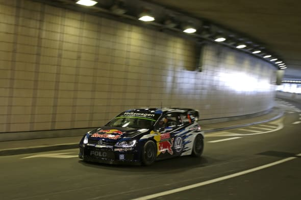 VIP Taxi ridesWRC Rally Monte Carlo 2015