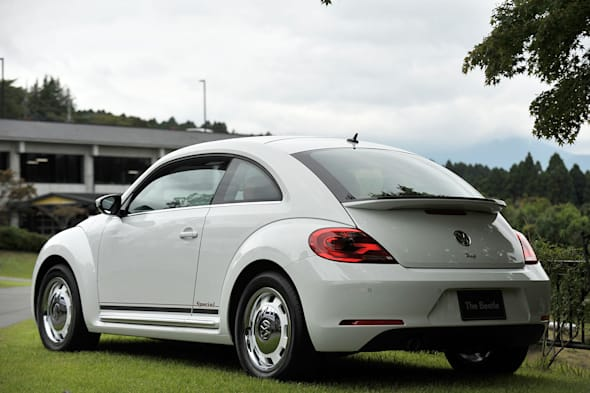 volkswagen The Beetle Special Bug