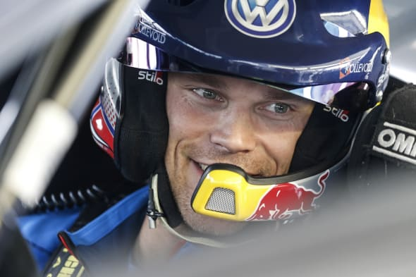 Andreas Mikkelsen (NOR)WRC Rally Germany 2015