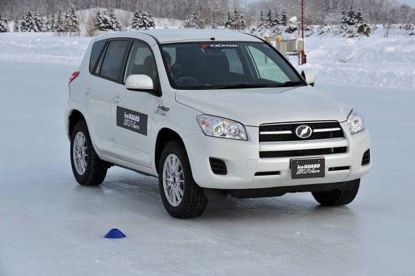 YOKOHAMA iceGUARD SUV G075
