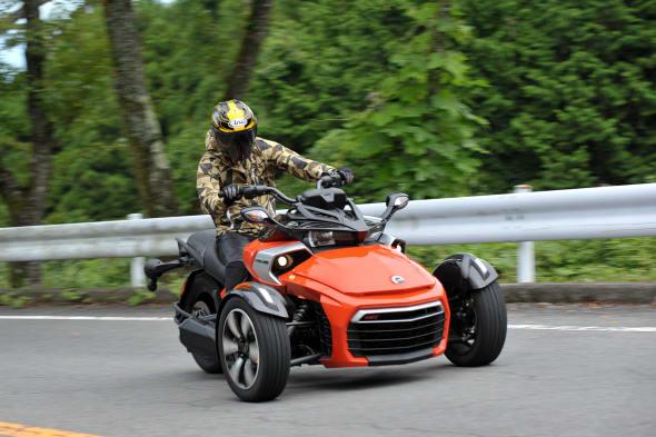 Cam-Am SPYDER F3