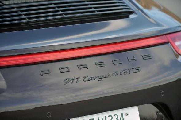 PORSCHE 911 Targa4GTS