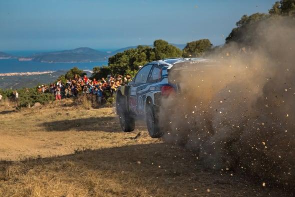 Sébastien Ogier (F), Julien Ingrassia (F)Volkswagen Polo R WRC (2015)WRC Rally Italia Sardegna 2015