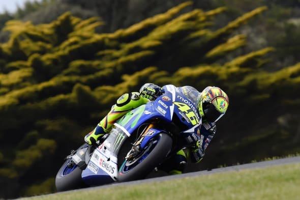 Movistar Yamaha MotoGP Rossi