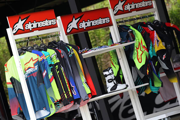 alpinestars 2017 offroad wear