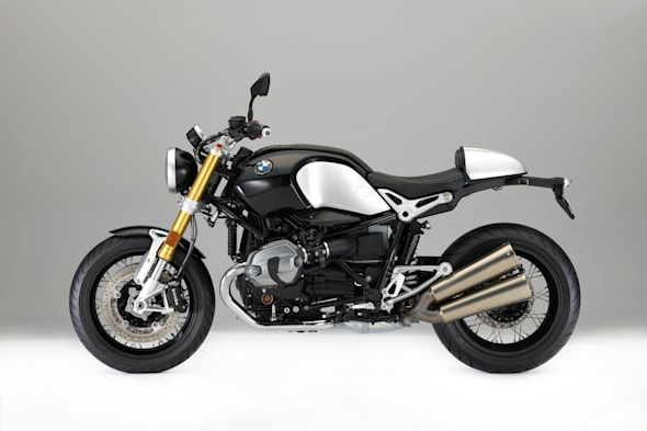 BMW Motored R nine T