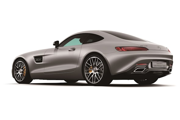 MercedesAMG GT S Carbon Performance Limited