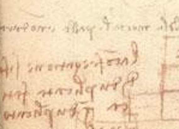 Researcher makes stunning find in da Vinci's notes