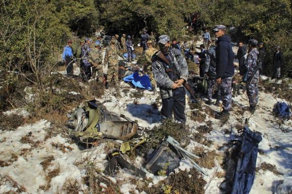 Nepal Plane Missing