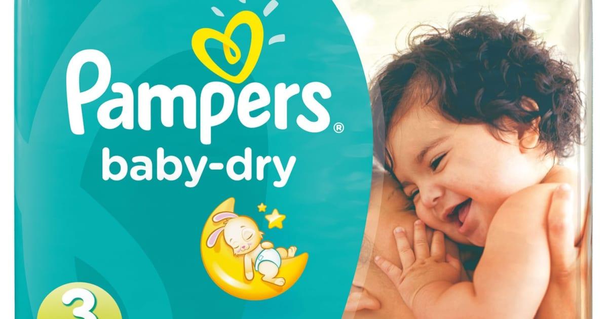 Pampers a enfin accept de d voiler la composition de ses couches baby dry - Composition couches pampers ...