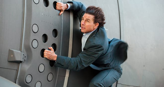 Tom Cruise 'Mission: Impossible 6' Pay Dispute Halts Preproduction