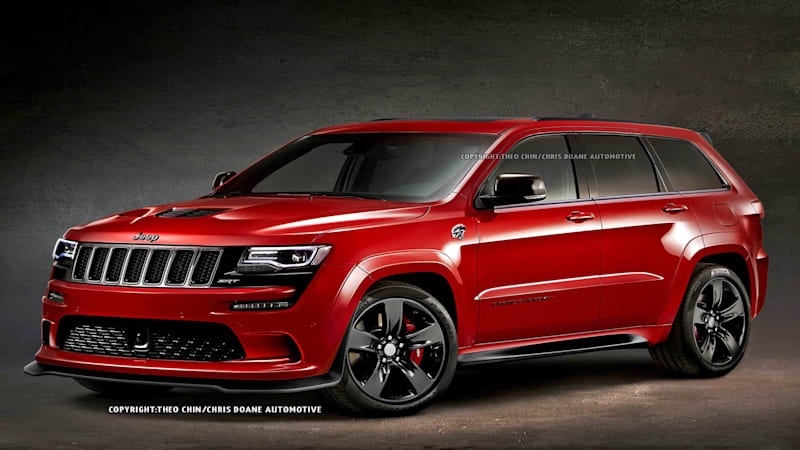 the hellcat powered jeep grand cherokee will arrive in 2017 2016 2017 2018 best cars reviews. Black Bedroom Furniture Sets. Home Design Ideas