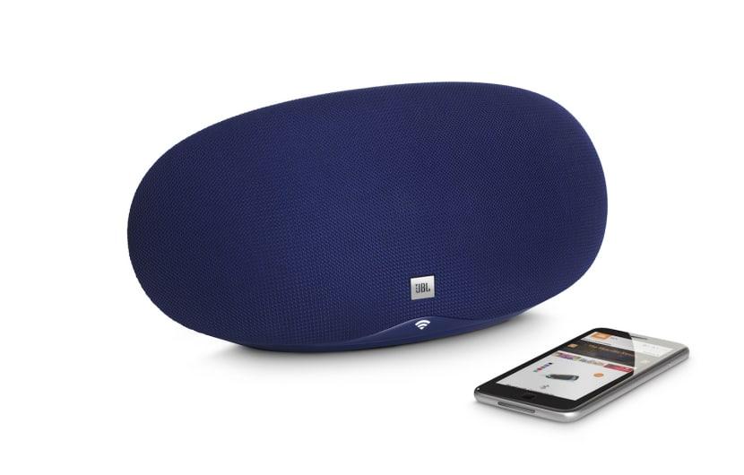 JBL Playlist: Drahtlos-Lautsprecher spricht Chromecast