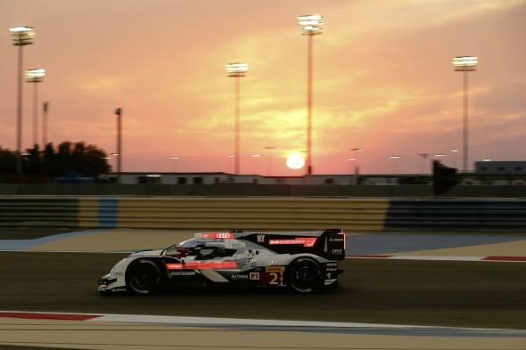 WEC Bahrain Audi