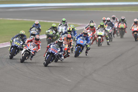 MotoGP 2016  ARGENTINA