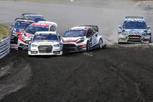 2016 FIA World RX Rallycross Championship,  Buxtehude, Germany