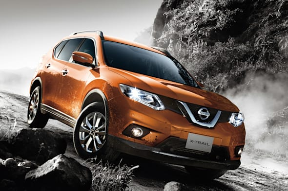 NISSAN X-TRAIL Dec,2015
