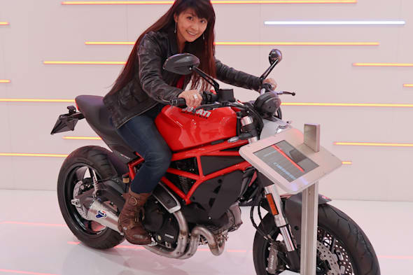 EICMA 2016 SUPERSUPORT & CONCEPT & other