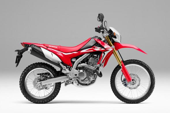 Honda CRF250L & CRF250M