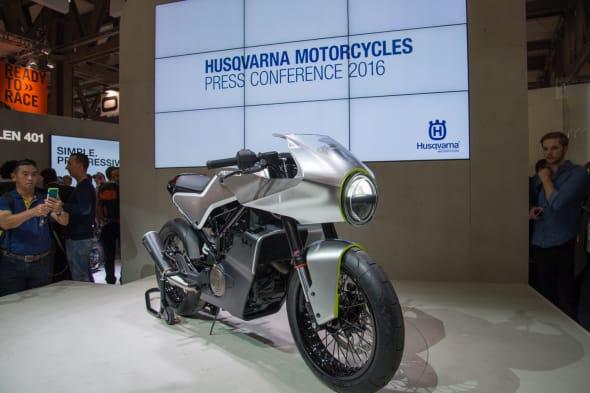 2016 EICMA Husqvarna Motorcycles