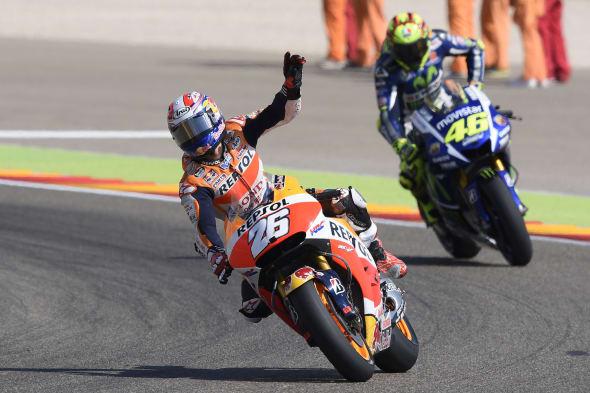 MotoGP2015 Aragón