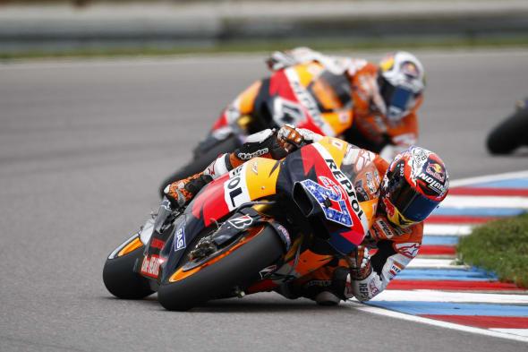 2011/08/14 - mgp - Round11 - Brno - MotoGP - Casey Stoner - Repsol Honda - RC212V - Action