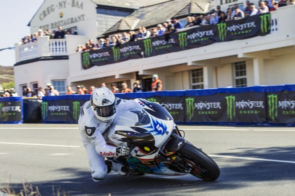 Team MUGEN Isle of Man TT 2015