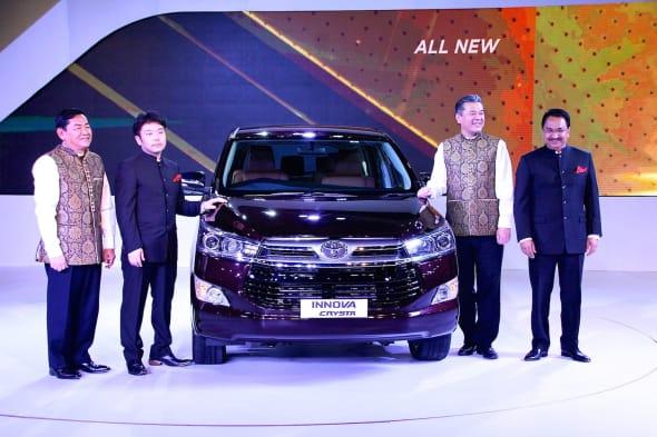 Auto Expo in New Dehli 2016
