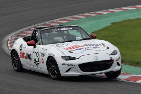 26th MAZDA MEDIA 4HOURS ENDURANCE RACE