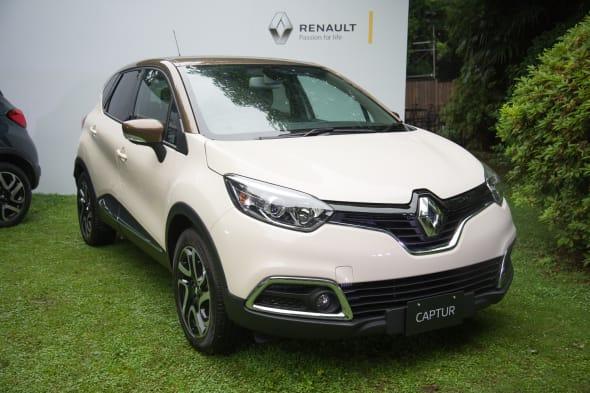 Renault Captur Cannes 2016
