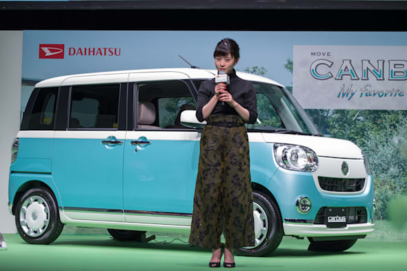 DAIHATSU MOVE CANBUS Presentation