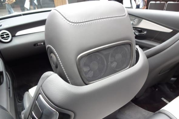 Mercedes-Benz C Class Cabriolet