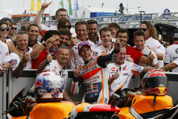 MotoGP2015 GERMAN GP