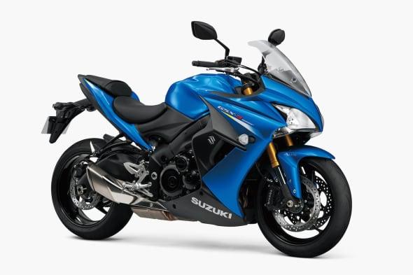 suzuki GSX-S1000F ABS