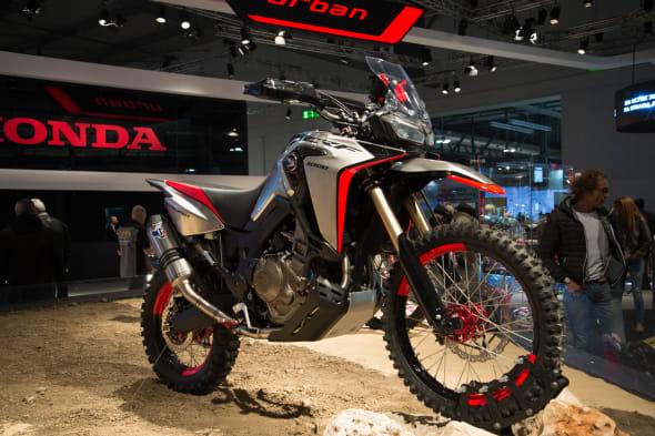 2016 EICMA Honda