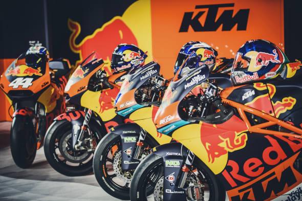 Red Bull KTM MotoGP Team Presentation 2017