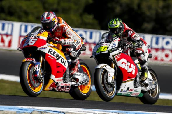 MotoGP2015 Phillip Island